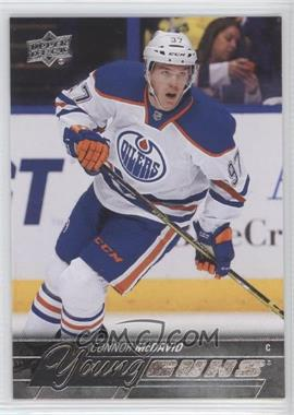 2015-16 Upper Deck - [Base] #201 - Young Guns - Connor McDavid
