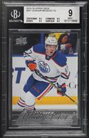 Young Guns - Connor McDavid [BGS 9 MINT]