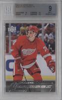 Young Guns - Dylan Larkin [BGS 9 MINT]