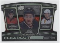 Johnny Gaudreau, Filip Forsberg, Mark Stone #/10