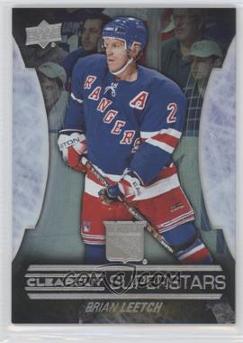 2015-16 Upper Deck - Clear Cut Superstars #CCS-33 - Brian Leetch