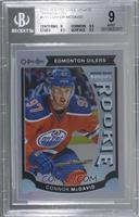 Connor McDavid [BGS 9 MINT]