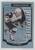 Max Domi [Noted]