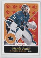 Martin Jones