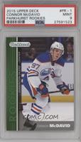 Connor McDavid [PSA 9 MINT]