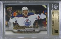 Young Guns - Connor McDavid [BGS 10 PRISTINE]