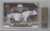 Young Guns - Connor McDavid [BGS 9.5 GEM MINT]