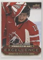 Program of Excellence - Charles Hudon