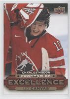 Program of Excellence - Charles Hudon