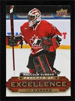 Program of Excellence - Malcolm Subban [Mint or Better]