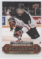 Program of Excellence - Josh Anderson