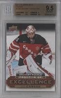 Program of Excellence - Zachary Fucale [BGS 9.5 GEM MINT]