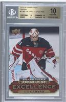 Program of Excellence - Zachary Fucale [BGS 10 PRISTINE]