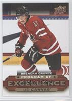 Program of Excellence - Brendan Gaunce