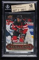 Program of Excellence - Connor McDavid [BGS 10 PRISTINE]