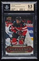 Program of Excellence - Connor McDavid [BGS 9.5 GEM MINT]