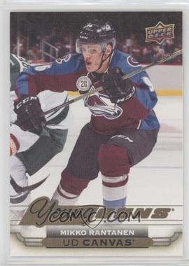 2015-16 Upper Deck - UD Canvas #C98 - Young Guns - Mikko Rantanen