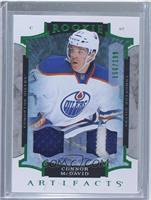 Rookies - 2015-16 SPx Update - Connor McDavid #/199