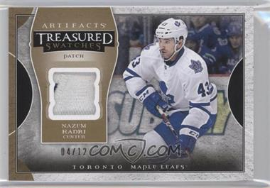2015-16 Upper Deck Artifacts - Treasured Swatches - Gold Patch #TS-KA