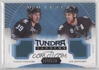 Logan Couture, Joe Pavelski #214/399