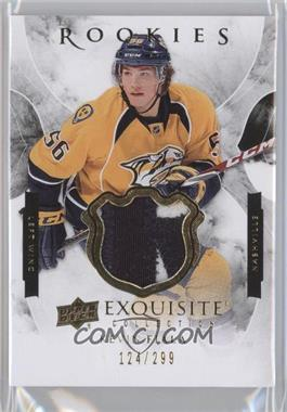 2015-16 Upper Deck Black Diamond - Exquisite Rookies Patch #R-KF - Kevin Fiala /299