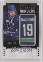Markus Naslund #/109