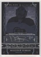 Malcolm Subban #/99