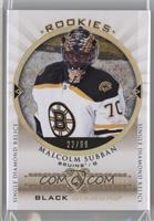 Single Diamond - Malcolm Subban #22/99