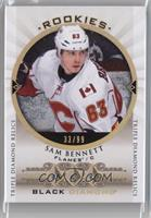 Triple Diamond - Sam Bennett #/99