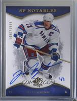 Mark Messier (2007-08 SP Authentic) /1