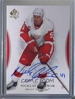 Nicklas Lidstrom (2007-08 SP Authentic) /1