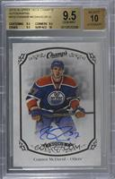 High Series Short Prints - Connor McDavid [BGS 9.5 GEM MINT]