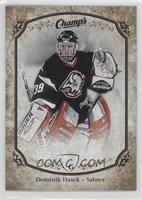 Short Prints - Dominik Hasek