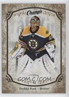 Short Prints - Tuukka Rask
