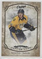 Short Prints - Kevin Fiala