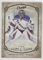 High Series Short Prints - Henrik Lundqvist
