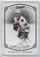 High Series Short Prints - Jonathan Toews