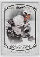High Series Short Prints - Wayne Gretzky