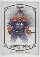 High Series Short Prints - Connor McDavid