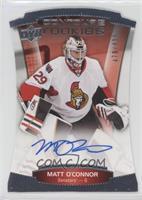 Rookie Autographs - Matt O'Connor #/499