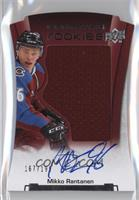 Rookie Autographed Jerseys - Mikko Rantanen /199