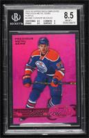 Connor McDavid [BGS 8.5 NM‑MT+] #/150