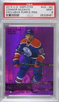 Connor McDavid [PSA 9 MINT] #/150