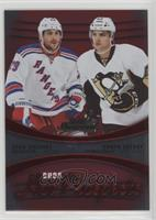Hot Prospects Duos - Ryan Bourque, Conor Sheary #/25