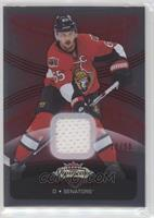 Materials - Erik Karlsson #/99