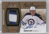 Hot Prospects Auto Patch - Andrew Copp /499