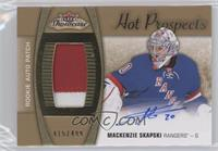 Hot Prospects Auto Patch - Mackenzie Skapski #/499