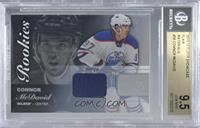 Row 0 Rookies - Connor McDavid [BGS 9.5 GEM MINT]