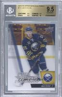 3D Full Force Freshman - Jack Eichel [BGS 9.5]