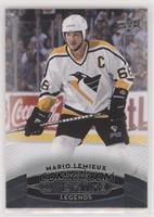 Legends - Mario Lemieux